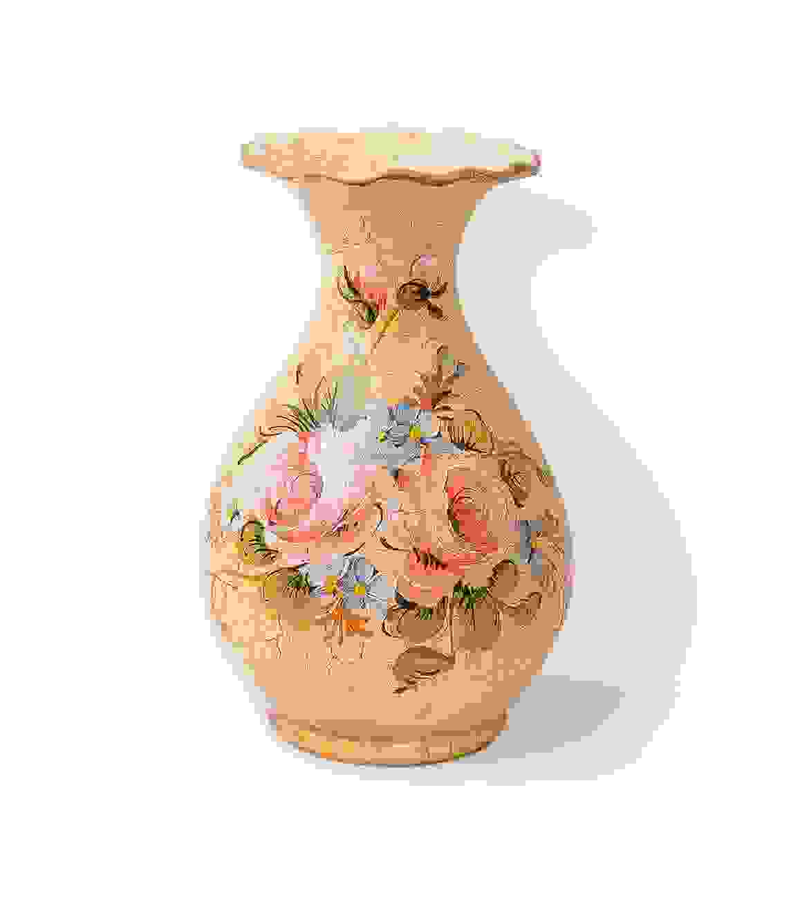 Flower vase of imperial China