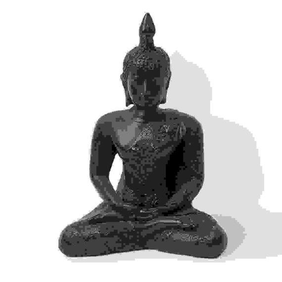 Buddha in padmasana pose